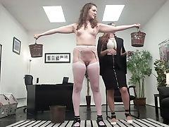 BDSM, Bella Rossi, Femdom, Fetish, Game, Lesbian, Worship,