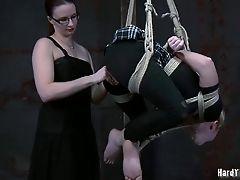 BDSM, Blonde, Bondage, Fetish, Force, Torture,