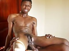 African, Amateur, Ass Fucking, Bareback, Big Black Cock, Big Cock, Black, Close Up, Doggystyle, Stud,