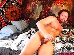 Bisexual, HD, Hunk, Jerking, Legs, Rough, Spreading,