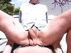 Amateur, Anal Sex, Couple, Cum, Cute, First Timer, Nature, Outdoor, Teen,