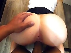 Amateur, Arsch, Blond, Blowjob, Chef, Bekleideter Sex, Cowgirl, Cumshot, Doggystyle, Hd,