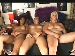 Chubby, Fingering, Lesbian, Natural Tits, Panties, Webcam,