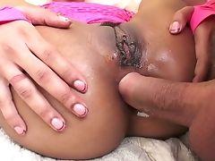 Anal Sex, Ass, Ass Fucking, Ass Licking, Babe, Black, Blowjob, Boots, Cumshot, Facial,