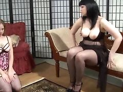 BDSM, Boots, Femdom, Fetish, Lesbian, Licking, Mistress, Submissive,