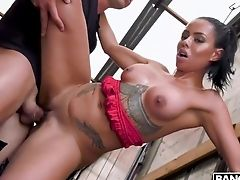 Ass Licking, Big Cock, Big Tits, Bikini, Black, Blowjob, Caning, Colombian, Creampie, Cumshot,