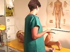 Anal Sex, Blonde, Enema, Medical, Teen,