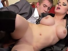 Anastasia Brill, British, Handjob, HD, Romanian, Rough,