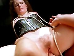 Ass Fingering, Blowjob, Clamp, Cougar, Couple, Cumshot, Doggystyle, Hardcore, High Heels, Licking,