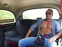 Amateur, Backseat, Blonde, Blowjob, Cowgirl, Czech, European, HD, Horny, Moaning,