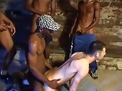 Black, Dungeon, French, Gangbang, Interracial, Twink,