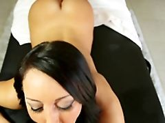 Blowjob, Bold, Brunette, Couple, Cowgirl, Dick, Doggystyle, Hardcore, Long Hair, Missionary,