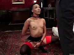 BDSM, Bondage, FFM, HD, Rough, Stud,