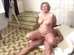 69, German, Granny, Hardcore, HD, Mature, Old And Young,
