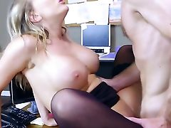 Amazing, Ass, Big Natural Tits, Big Nipples, Big Tits, Blonde, Blowjob, Business Woman, Feet, Fucking,