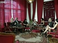 Big Tits, Deborah Wells, Elodie Cherie, Lingerie, Outdoor, Stockings, Threesome, Vendetta,
