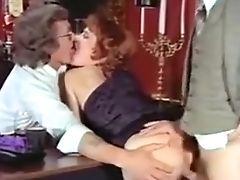 Big Tits, Classic, Kinky, Retro, Threesome, Vintage,