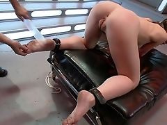 Abuse, Ass, BDSM, Bondage, Doggystyle, Fetish, From Behind, Hardcore, Punishment, Riley Shy,