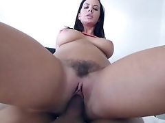 Amateur, Big Ass, Big Tits, Blowjob, Brunette, Close Up, Cowgirl, Cum Swallowing, Cumshot, Doggystyle,