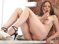 Amateur, Ass, Babe, Big Tits, Exhibitionist, HD, Long Hair, Masturbation, Panties, Sex Toys,