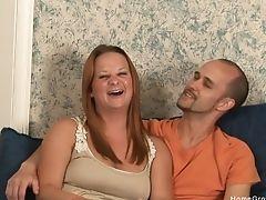 Amateur, Babe, Chubby, Couple, Hardcore, MILF, Natural Tits, Oral Sex, Rough,