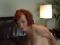 Amateur, BDSM, Casting, Couch, Fucking, Renee Broadway, Riding,