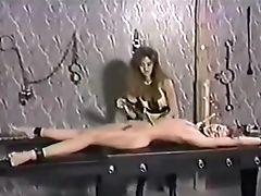 Bdsm, Bondage, Klassiek, Tentoonstellen, Fetisj, Lesbienne, Naakt, Retro, Kietelen, Martelen,
