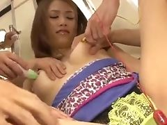 Ass, Big Black Cock, Big Natural Tits, Cowgirl, Dick, Doggystyle, Double Penetration, Ethnic, Felching, Hairy,