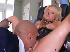 Bimbo, Blonde, Pipe, Chauves, Couple, Extrême, Masturbation , Hardcore , Lécher , Coquine,
