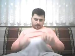 Bear, Big Cock, Cute, Dick, Masturbation, Mature, Turkish,