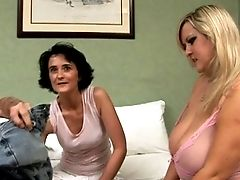 British, Granny, Group Sex,