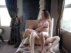 Big Tits, Blowjob, Cowgirl, Dick, Felching, Hardcore, Horny, MILF, Missionary, Riding,