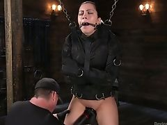BDSM, Bondage, HD, Jerking, Rough, Whore,