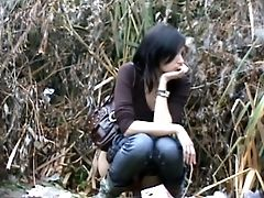 Amateur, Babe, Golden Shower, HD, Hidden Cam, Nature, Outdoor, Public, Solo,