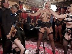 Aiden Starr, Anal Sex, Ass, Ass Fucking, BDSM, Big Tits, Blonde, Blowjob, Bondage, Boots,