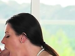 Anal Sex, Babe, Big Tits, Brunette, Cute, HD, India Summer, Model, Petite, Pussy,