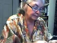 Amateur, Close Up, Granny, Homemade, Solo, Webcam,