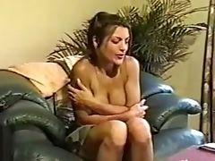 Big Tits, Brunette, Classic, Retro, Solo, Striptease, Vintage,