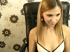 Babe, Blonde, Cute, Lingerie, Sexy, Softcore, Solo, Webcam,