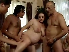 All Holes, Daughter, Friend, Gangbang, German, Hardcore, Pregnant,