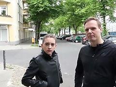 Anal Sex, Casting, German, Skinny, Teen,