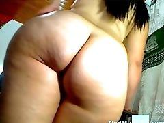 BBW, Beauty, Big Ass, Brunette, Juicy,