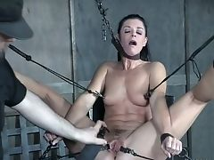BDSM, Bondage, India Summer, Pussy, Rough, Submissive,