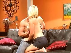 Blonde, Couple, Experienced, Fake Tits, Hardcore, Lexi Swallow, Pornstar, Shaved Pussy,